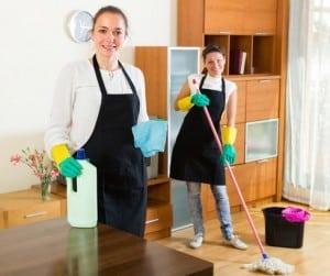 femme ménage